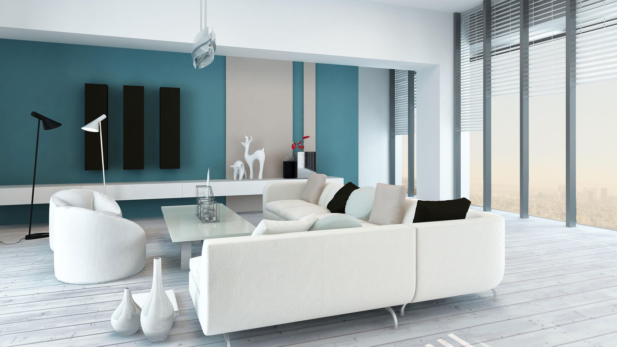 VR - Besucherraum | Immobilien Gerhardts GbR