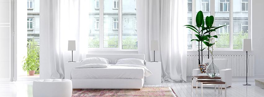 gardinen betten m ller. Black Bedroom Furniture Sets. Home Design Ideas