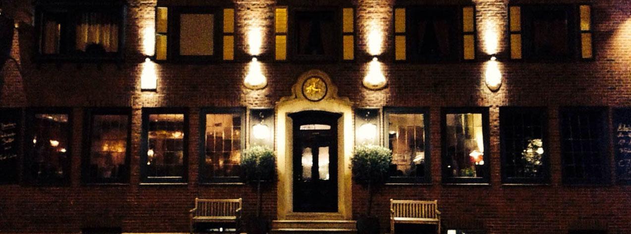 header Drebbers - Hotel - Restaurant - Café